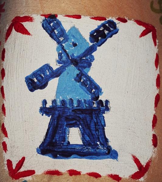 Windmill by Merlin_k