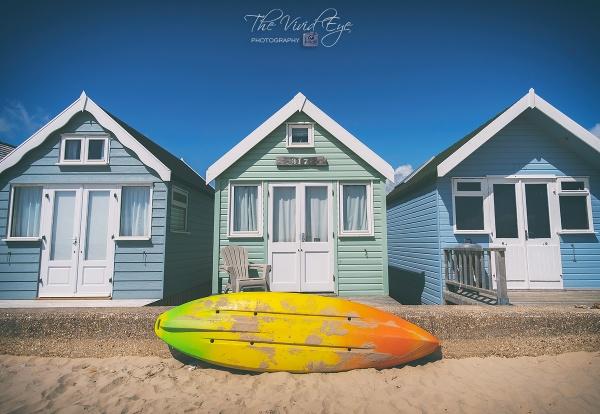 Beach Hut 317 by MartinWait