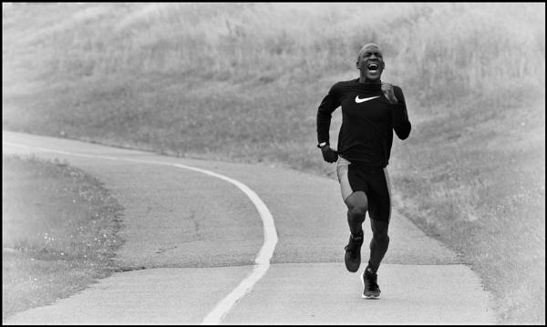 A runner\'s agony by djh698