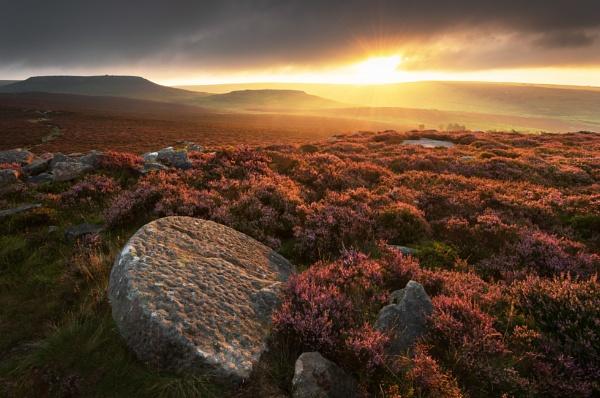 Millstone Sunrise by Trevhas