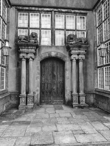 Asltey Hall by colin2019