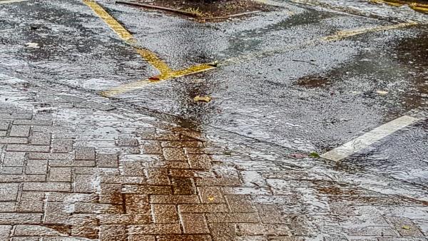 Rain rain go away... by KrazyKA