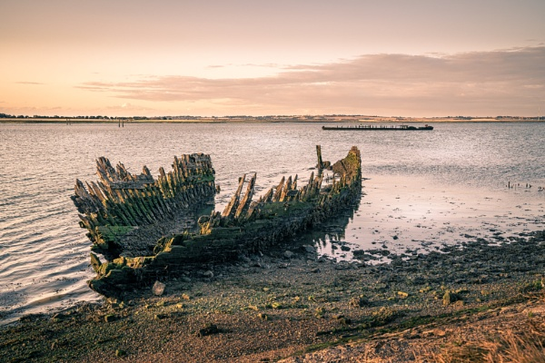 Boat Graveyard by ninacarrington