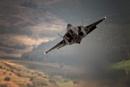 USAF F35 by John_Wannop
