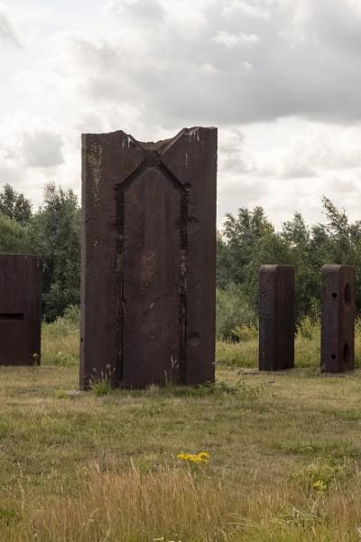 Ironhenge by OverthehillPhil