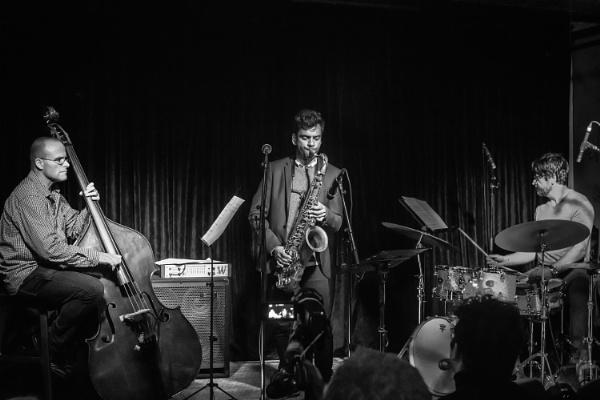 Kushal Talele - saxophonist by barryyoungnz