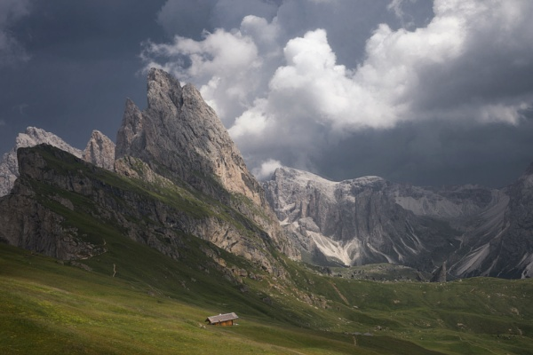 Dolomites Cabin by swilliams71