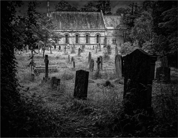 The church at Howick by KingBee