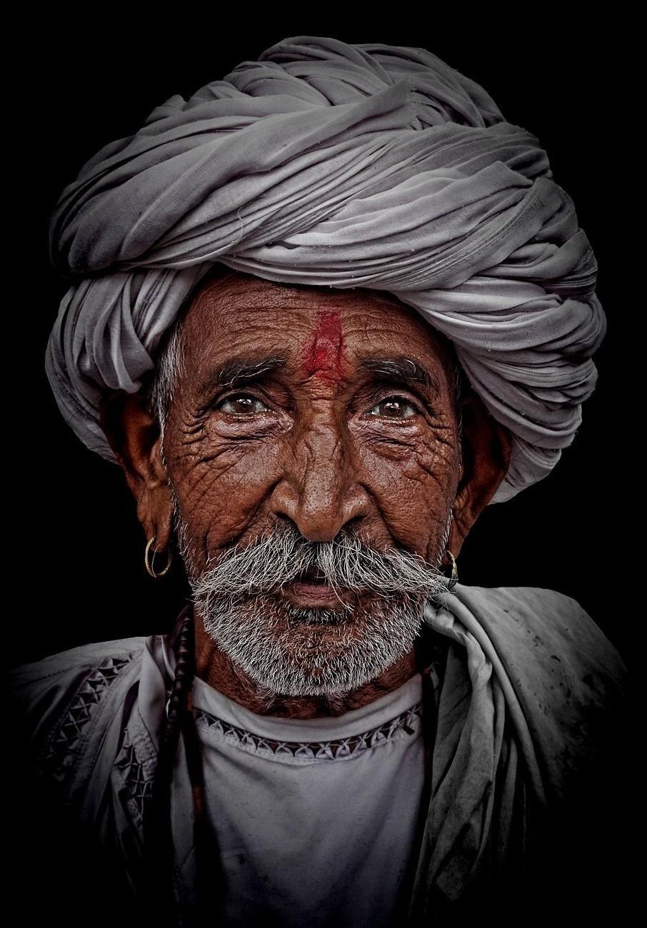 Camel herder from Rajasthan