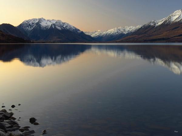 Lake Ohau 32 by DevilsAdvocate