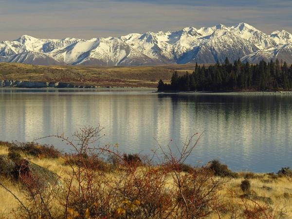 Lake Tekapo 40 by DevilsAdvocate