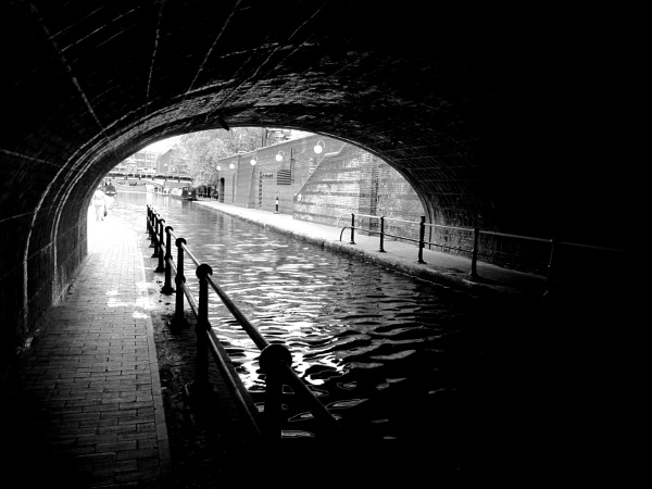 Canal Tunnel by happysnapperman