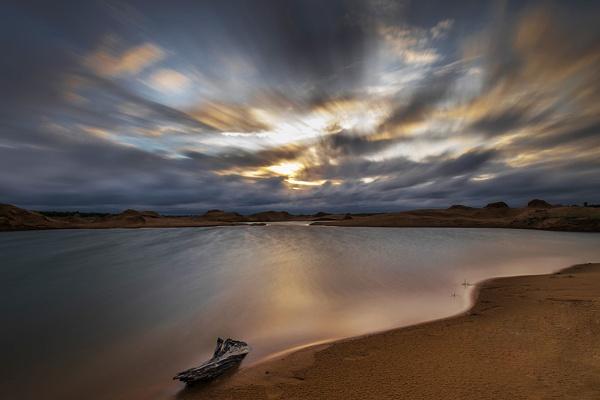 Sunset by jyotirmoy