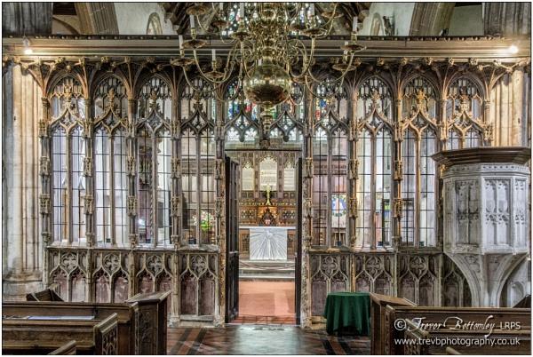 Church of St Mary by TrevBatWCC