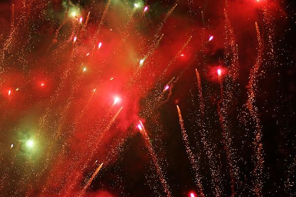 Fireworks by skennedy