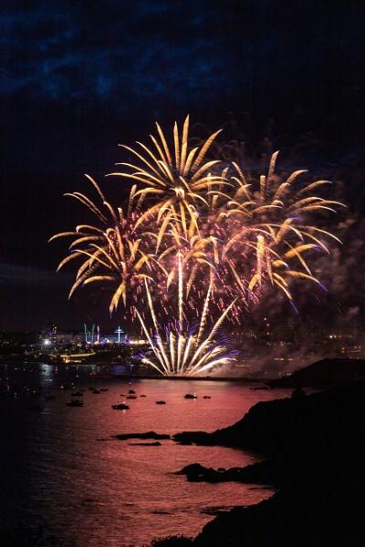 British Fireworks Championships Take Two by Arvorphoto