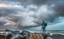 Storm Chasing at Southwold by pdsdigital