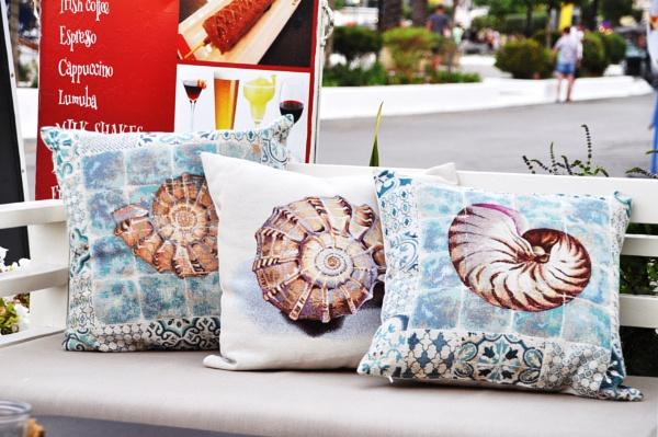 Cushions galore !! by Chinga