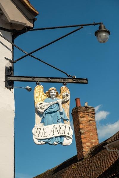 Lavenham, Suffolk by celtxian