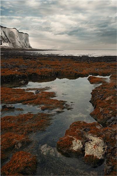 St. Margaret\'s Bay, Dover, Kent by Baden
