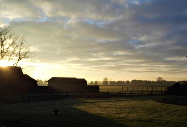 farm house by jenny007