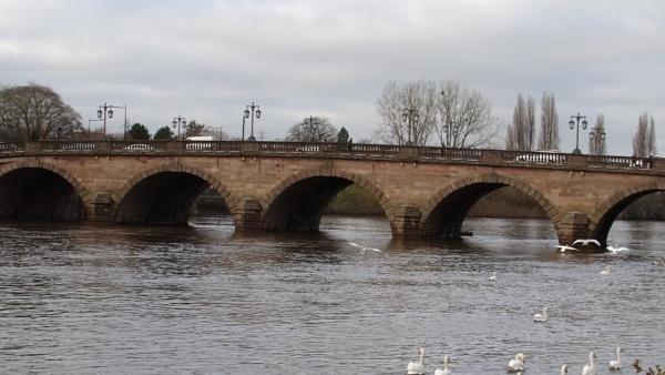 Bridge at Worcester by carol01