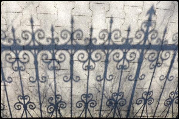 shadow fence by FabioKeiner