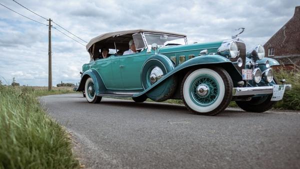 Apple-Blue-Sea-Green Car - set by Drummerdelight