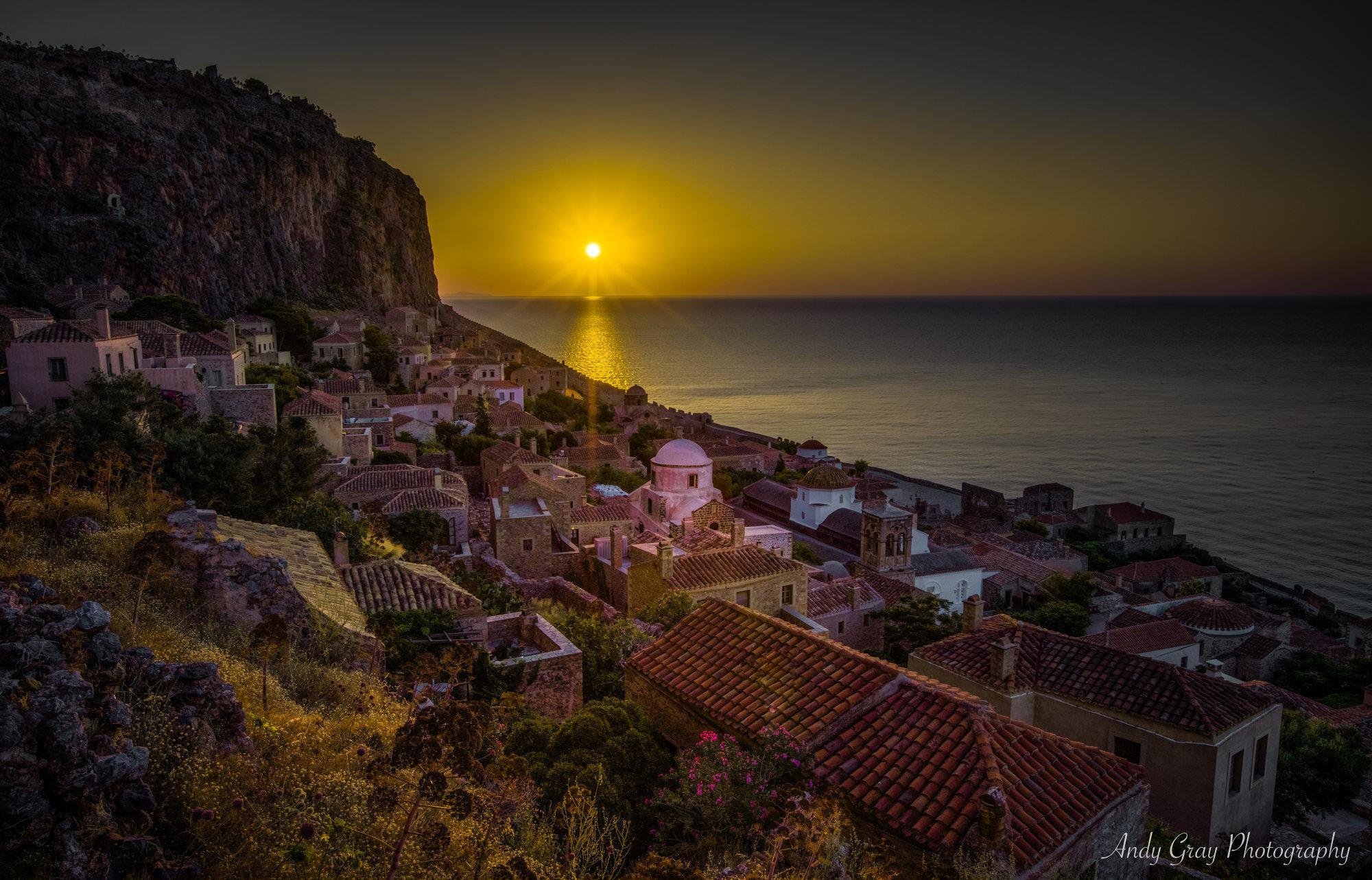 Byzantine Dawn