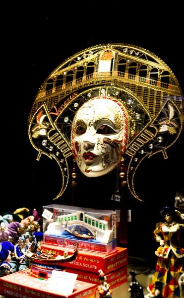 Venetian mask by Jas2