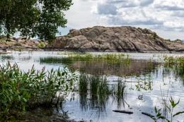 Willow Lake in Prescott AZ