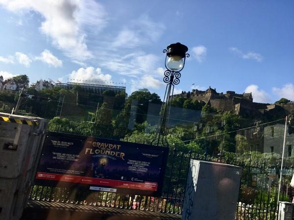 Edinburgh Castle by Pinarellopete
