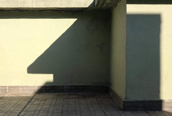 Shadow Abstract by RysiekJan