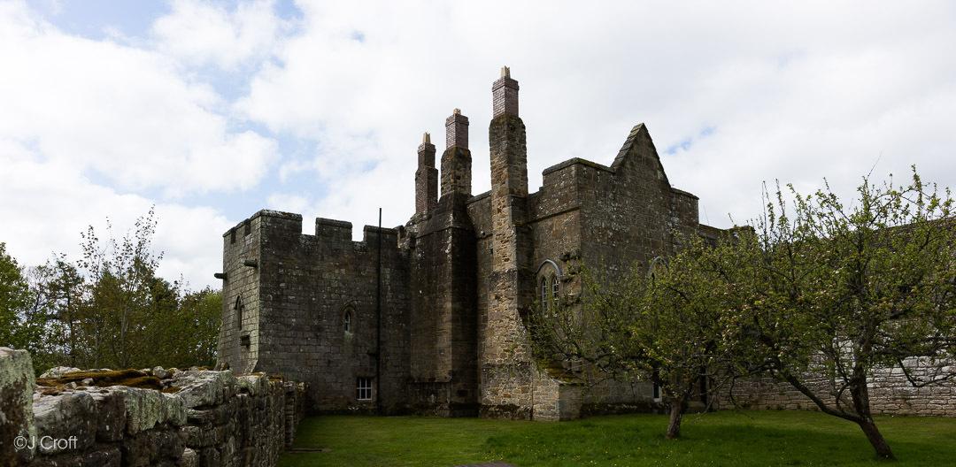 Aydon Castle
