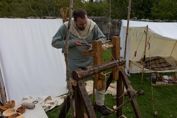 Medieval Turner by JMCroft