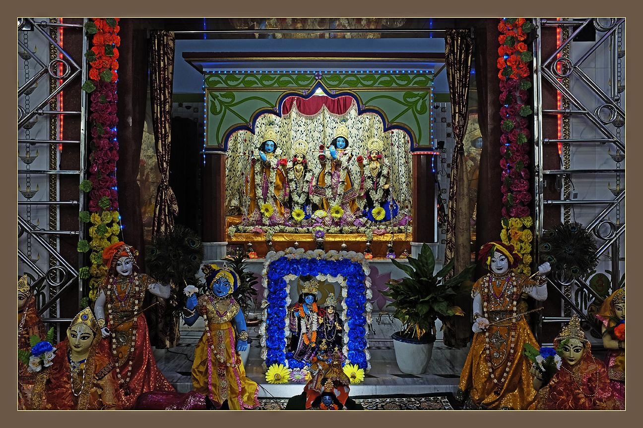 Jhulon & Rakhi Purnima Celebration