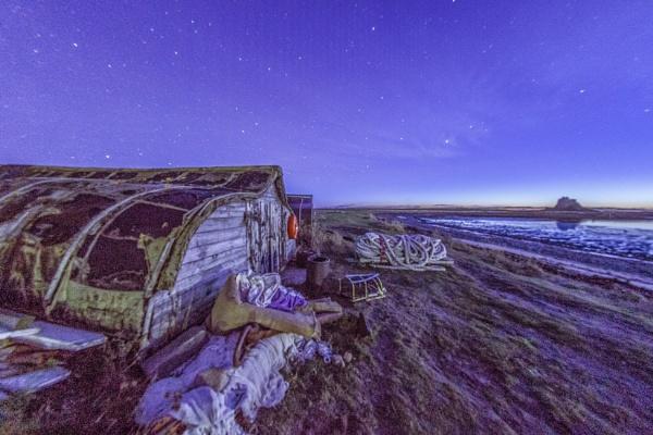 Lindisfarne Blues by pink