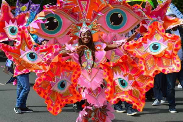 Nottingham Caribbean Carnival August 2019 by looboos