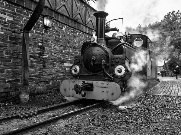 Festiniog Railway by CraigWalker