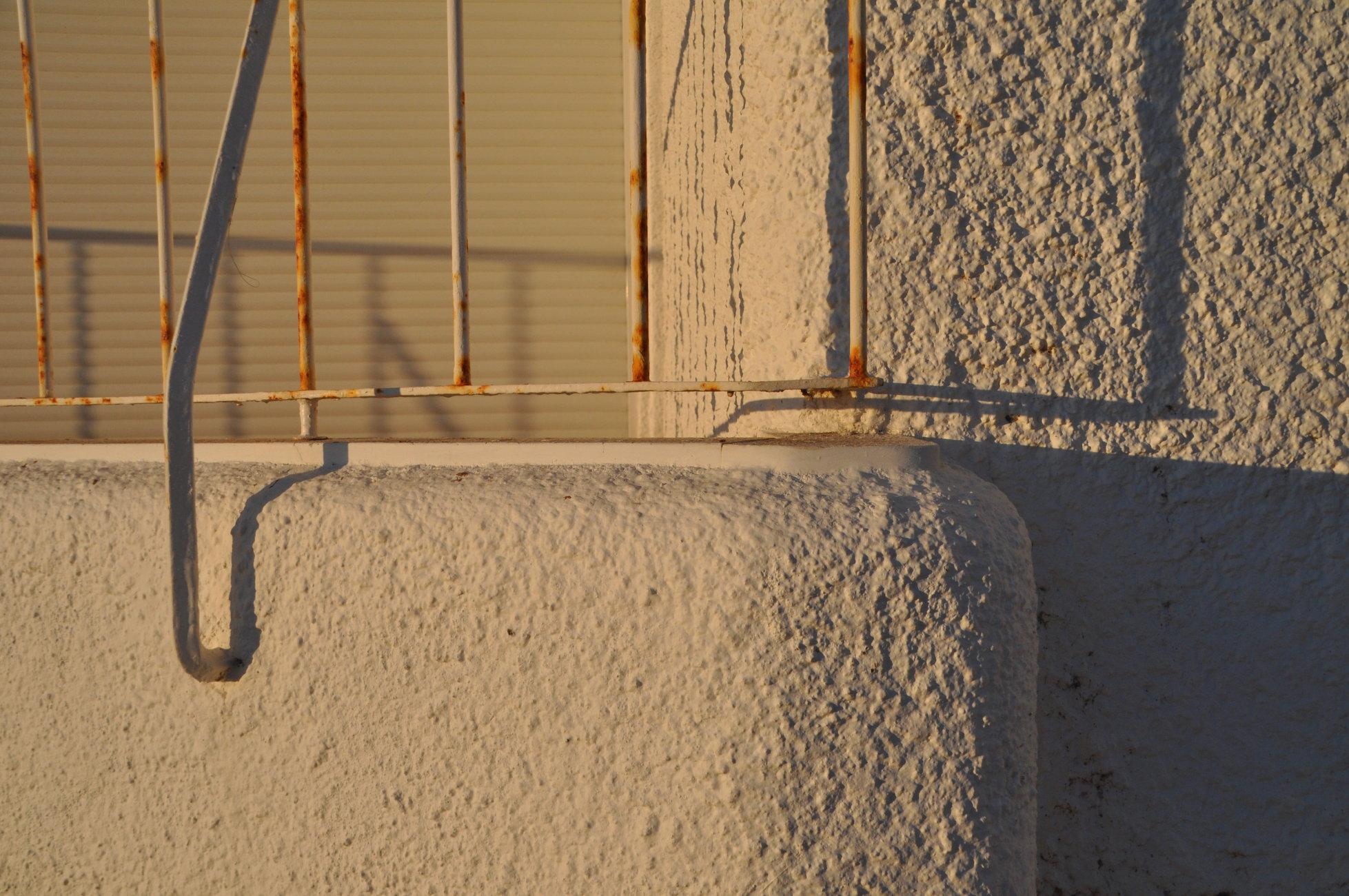 Wall & shadows...