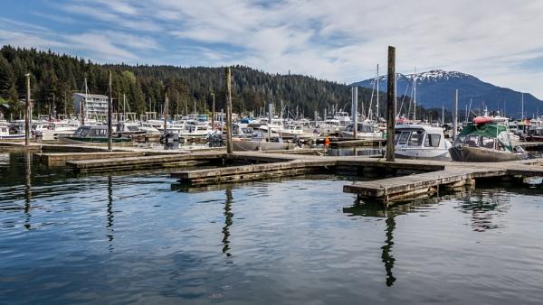 Alaska - Juneau Boat Cruise by Yogendra