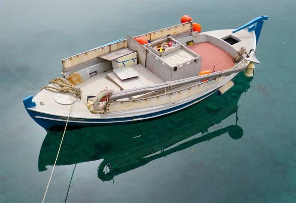 Boat by ddolfelin