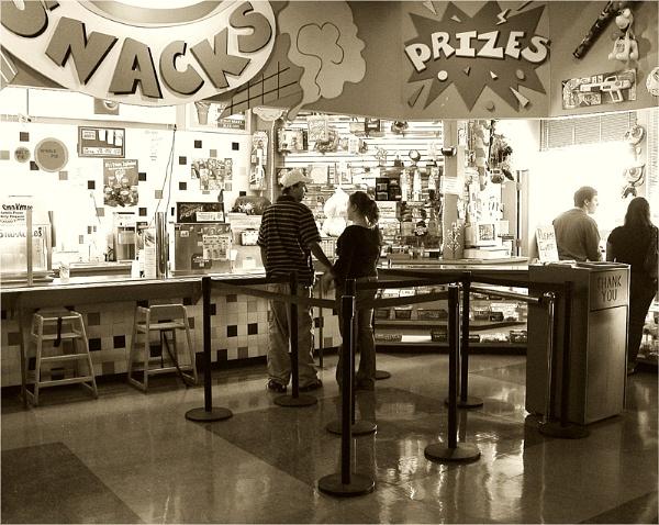 snacks and prizes by carmenfuchs