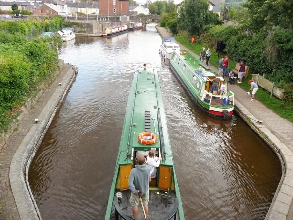 Brecon Canal by carol01