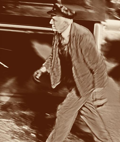 RAILWAY MAN by SOUL7