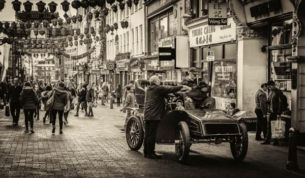 OLD TIMER by mogobiker