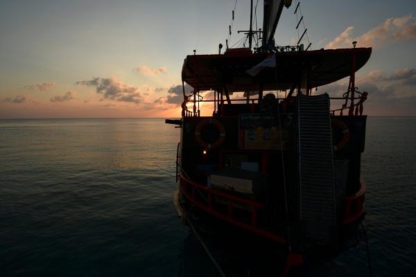 Sunrise in Protaras by Savvas511