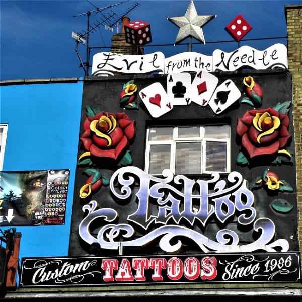 Camden. London. by wsh