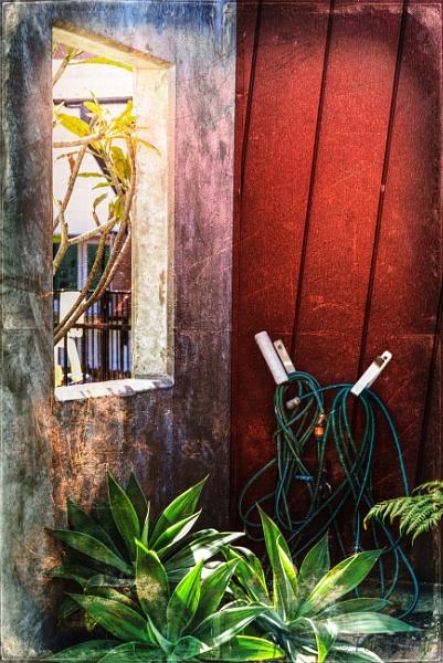 Garden Corner by Peco