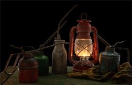 Oil.....Lamp